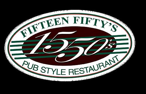 1550's Pub Style Restaurant